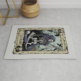 Death Card Rug