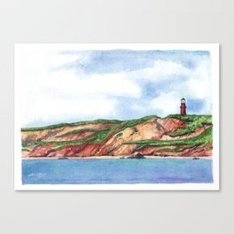 Ocean View of Aquinnah Canvas Print