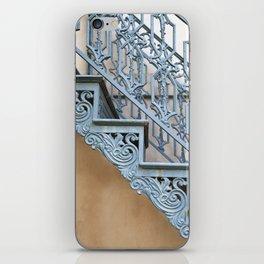 Savannah Blue Staircase iPhone Skin