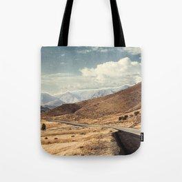 Road trippin California Tote Bag