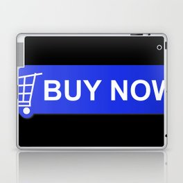 Buy Now Blue Laptop & iPad Skin