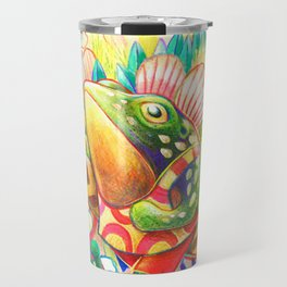 Rana loves Acapulco Travel Mug