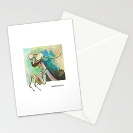Henri Mantisse Stationery Cards