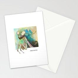 Henri Mantisse Stationery Cards