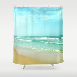 Vintage summer Shower Curtain