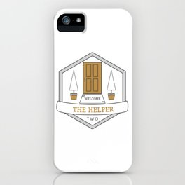 Enneagram Type 2 The Helper iPhone Case