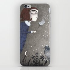 Winter Twilight iPhone Skin
