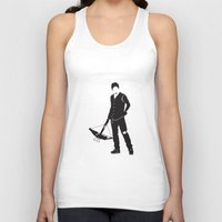 daryl Tank Tops featuring Daryl by the minimalist