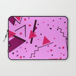 Pink Error Laptop Sleeve