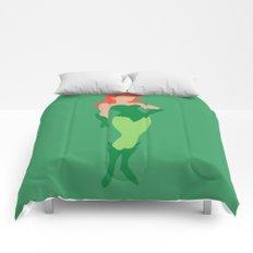 Poison Ivy Comforters