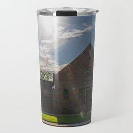 Holy Trinity Catholic Church, Fingal, North Dakota 2 Travel Mug