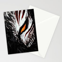 Bleach the animal I've become Stationery Cards