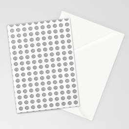 eye ball . doodles . art Stationery Cards