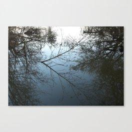 WR Canvas Print