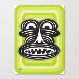 dimples Canvas Print