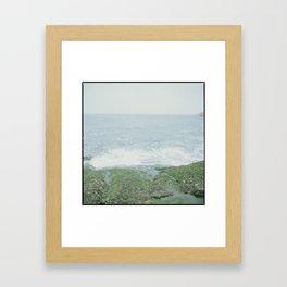 Shek-O Magical Place - 天崖海角 corners of the sea 1 Framed Art Print