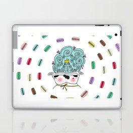 Vortex of Macaroons  Laptop & iPad Skin