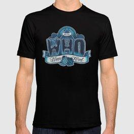 Infinite Who T-shirt