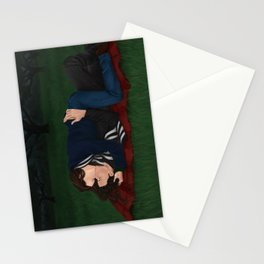 the same but different Stationery Cards
