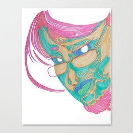 Are you for real? Canvas Print