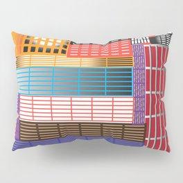 The stripes Pillow Sham
