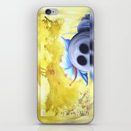 lucky stone iPhone Skin