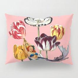 Mermaid Land #collage Pillow Sham