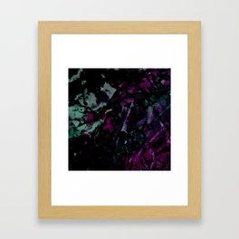 Galactic Print Framed Art Print