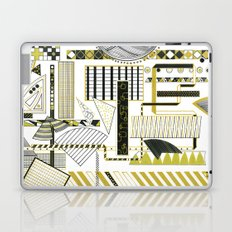 Lill Bit of Gold Laptop & iPad Skin