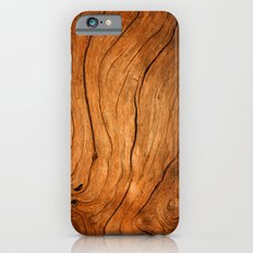 Wood Texture 99 Slim Case iPhone 6
