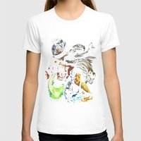 ripley T-shirts featuring Ripley´s nightmare by Zinge Designs