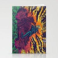 doom Stationery Cards featuring DOOM RIDER by alexis ziritt