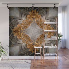 Delusions Of Grandeur II - Vintage Inspired Collection Wall Mural