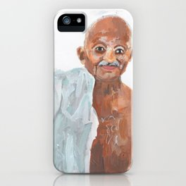 World Of Clay iPhone Case