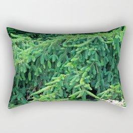 Norway Spruce III Rectangular Pillow