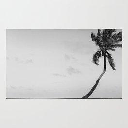 San Pedro Palm B&W Rug