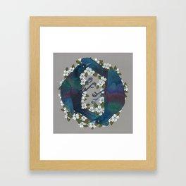 Grackels Framed Art Print