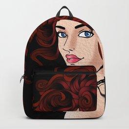 Goth Girl Backpack