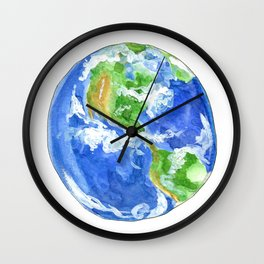 Earthly goodness Wall Clock