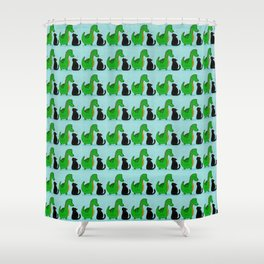 Friends? Shower Curtain