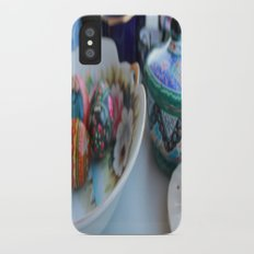 Vintage iPhone X Slim Case