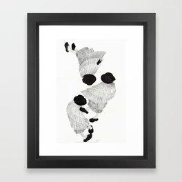 Silêncio Framed Art Print