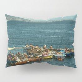 Neapolitan boat fest Pillow Sham