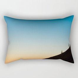 Samara Mountain Rectangular Pillow