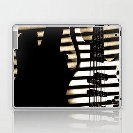 Feel that bass! Laptop & iPad Skin