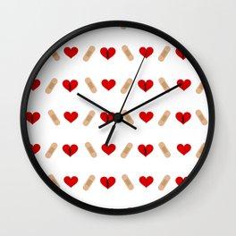 Heart Breaker Wall Clock