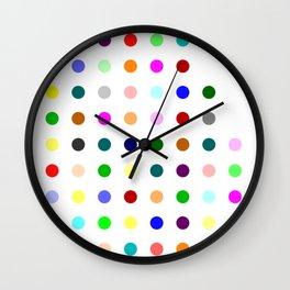 Amoxapine Wall Clock