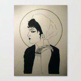 I am that Canvas Print