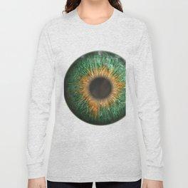 The Green Iris Long Sleeve T-shirt