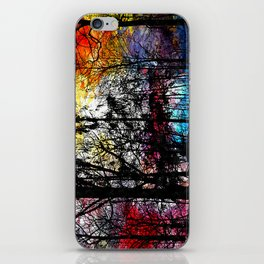 Alley Colors iPhone Skin